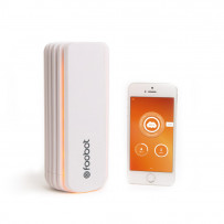 Foobot, Monitors indoor air pollution 24/7