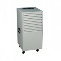 Professsionnal Air Dehumidifier 80 L/day SecoSteel SEMIPRO 80