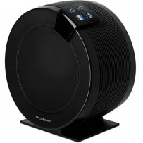 Digital air washer and humidifier AQUARIUS Black