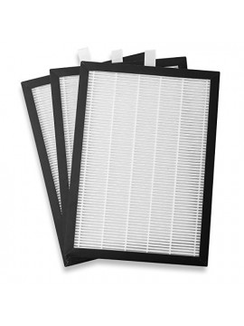 HEPA filter for Meaco 12L air dehumidifier (pack of 3)