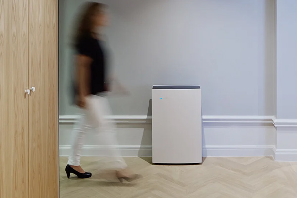 Blueair L pro air purifier for medical and professional use