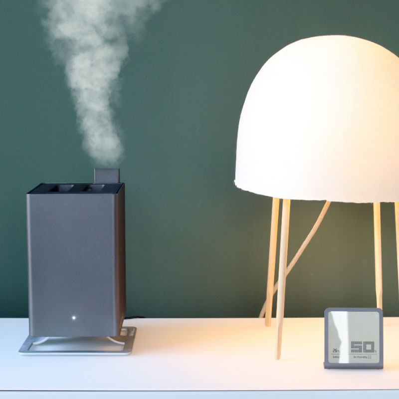 Humidificateur par ultrasons ANTON Blanc Stadlerform