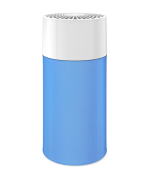 Air purifiers with particle filter