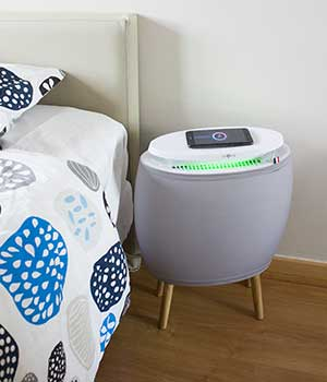 Air purifiers for medium-size rooms