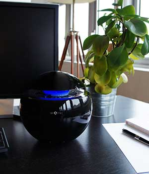 Air purifiers for small rooms
