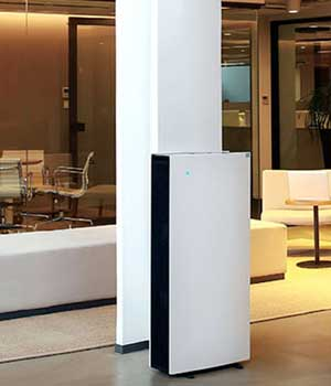 Biggest area air purifiers